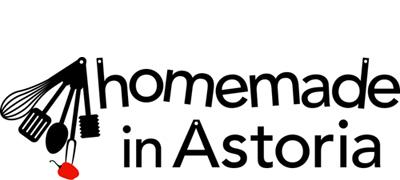 Homemade in Astoria logo
